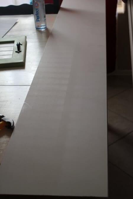 wood cornice tutorial