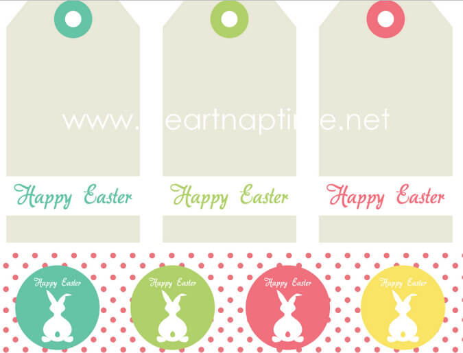 It's just an image of Free Printable Easter Tags with regard to editable