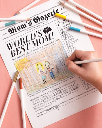 Great Mothers Day gift ideas