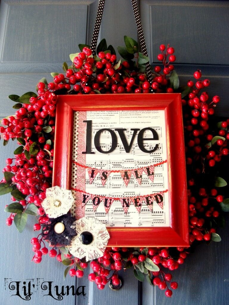 Valentine Crafts and Recipes 18