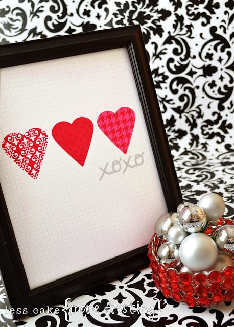 Valentine Crafts and Recipes 26