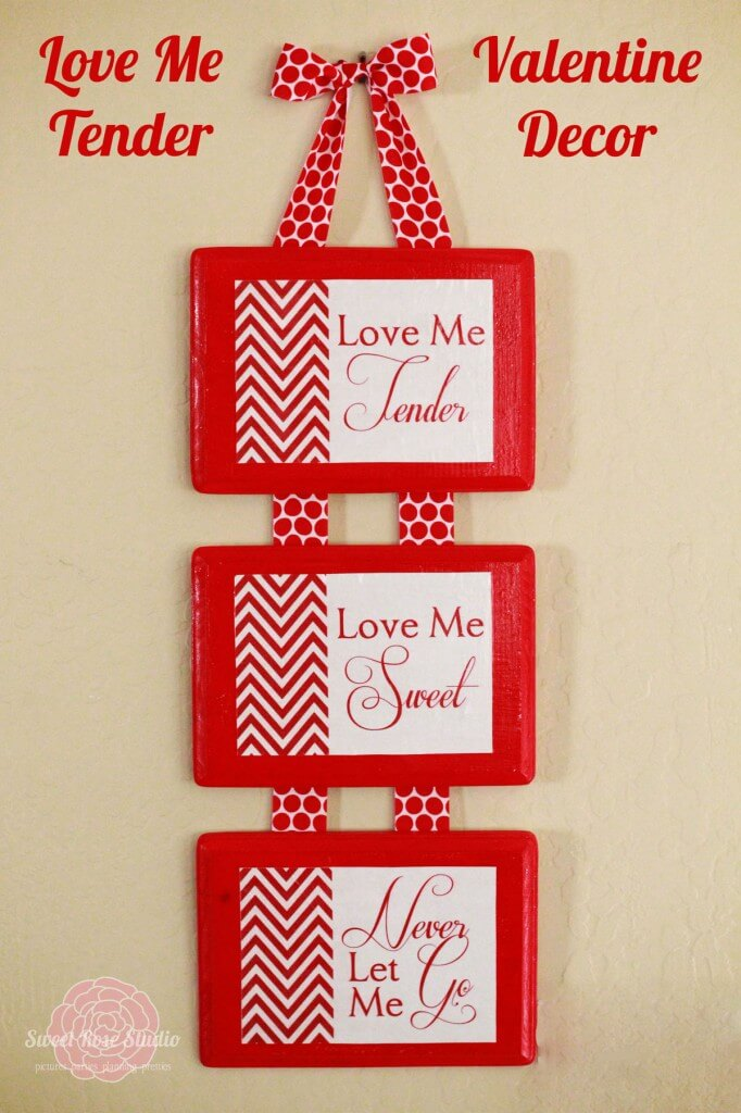 Valentine Crafts and Recipes 8