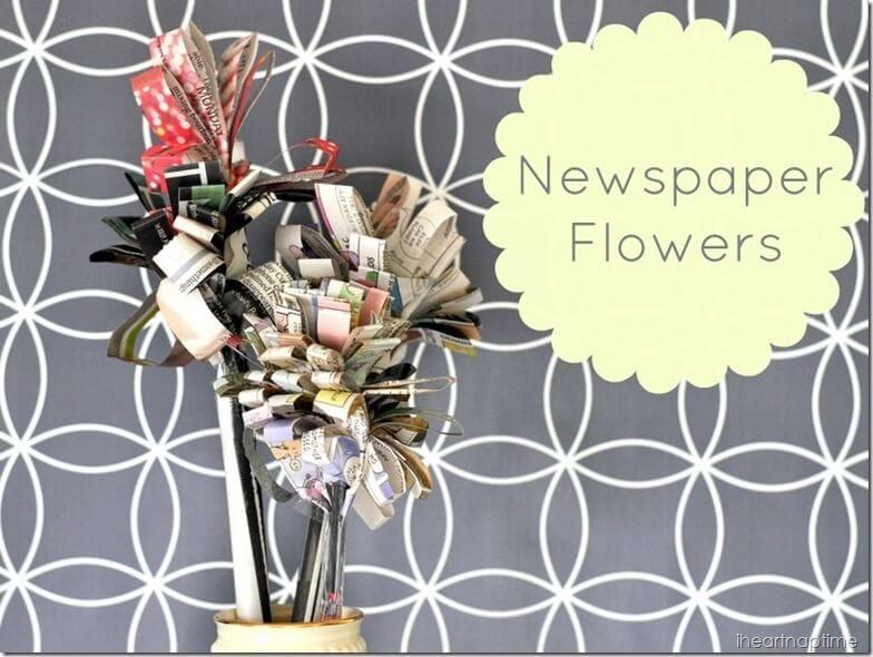 newspaper flowers @iheartnaptime (2)cv
