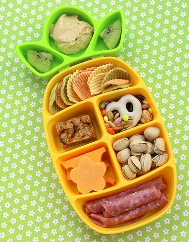 50 BEST Kids Lunch and Snack Ideas 35