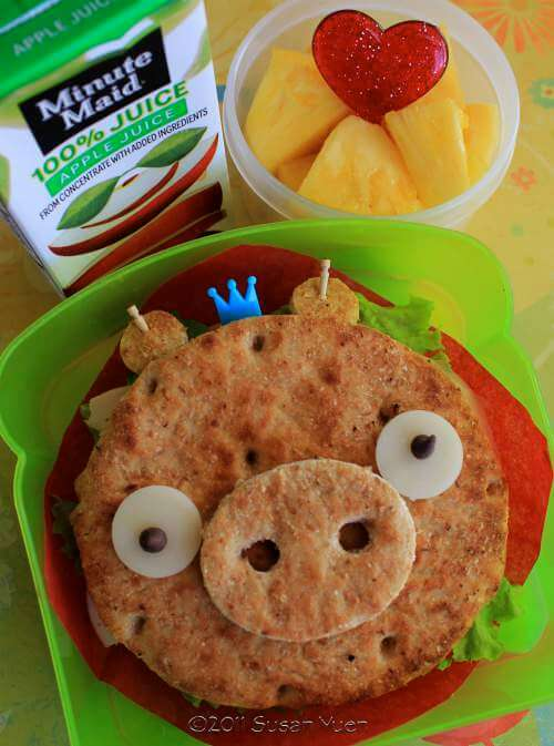50 BEST Kids Lunch and Snack Ideas 46