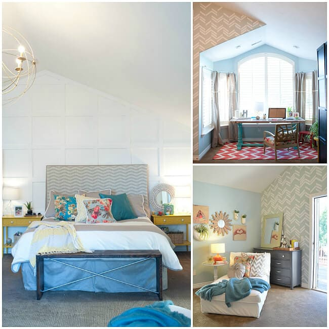 master bedroom makeover at tatertots and jello