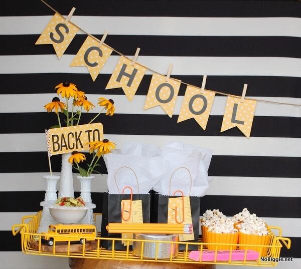 50 BEST Back to School Celebration Ideas 12