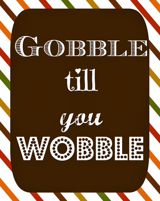 50 BEST Thanksgiving Printables 32