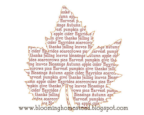 50 BEST Thanksgiving Printables 42