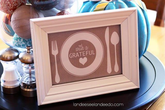 50 BEST Thanksgiving Printables 50