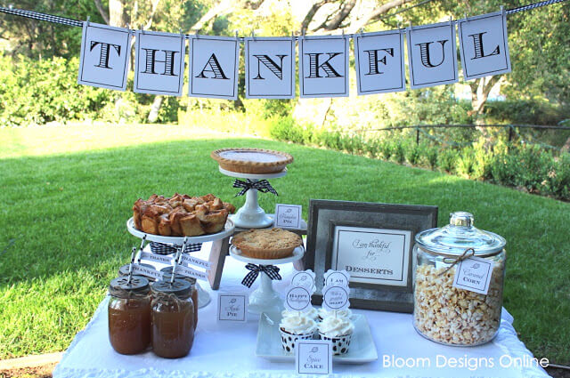 50 BEST Thanksgiving Printables 6