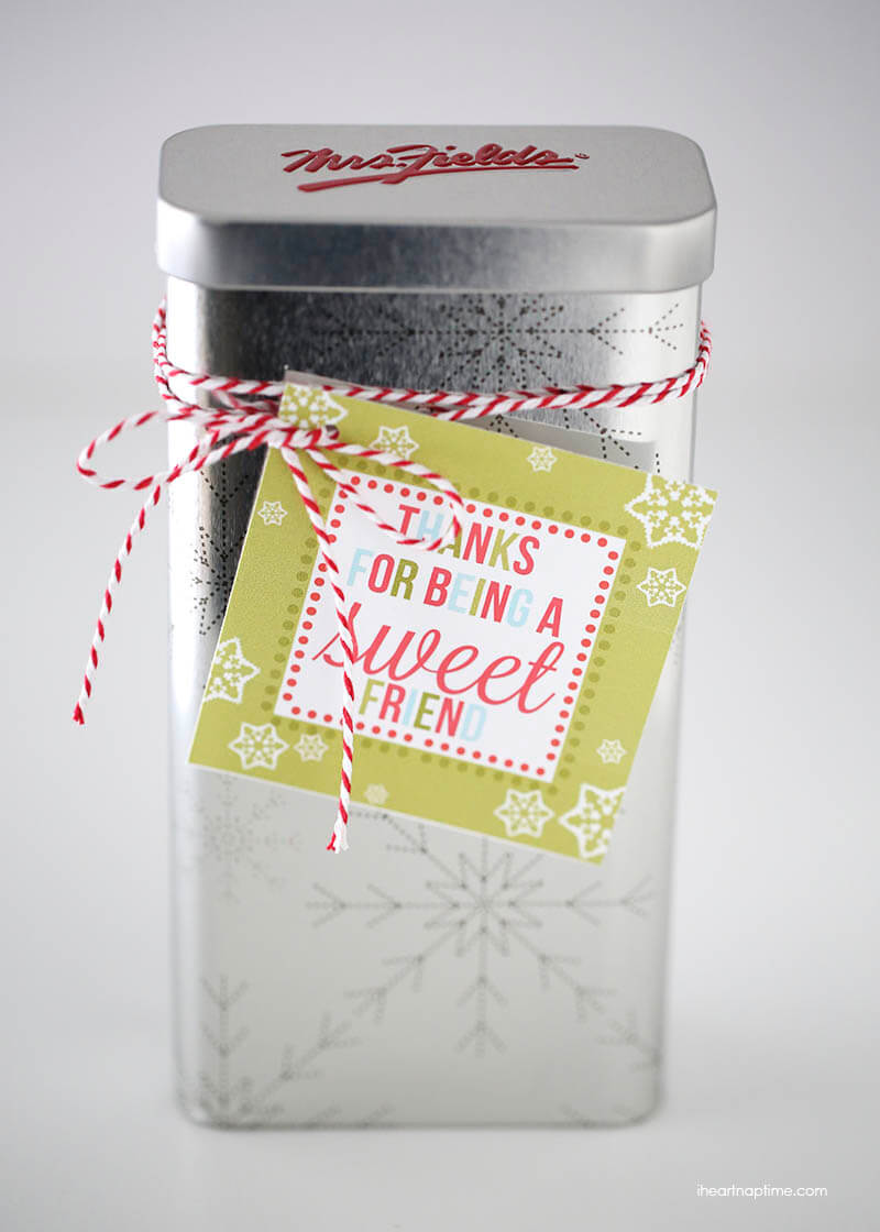 Easy handmade Christmas gift