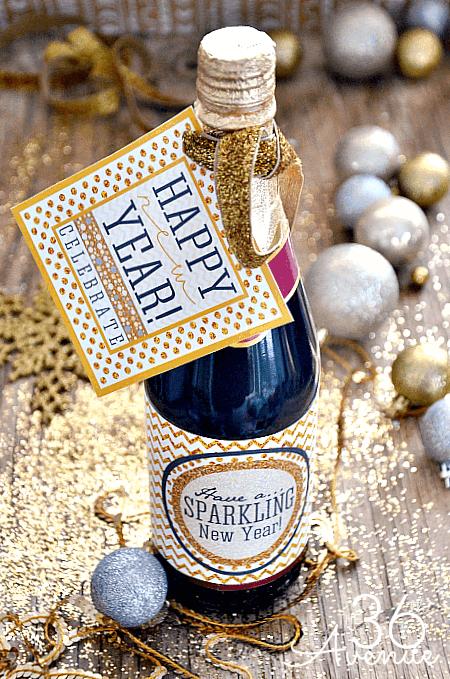 15 free New Years Eve printables on iheartnaptim.com ... so many fabulous ideas!