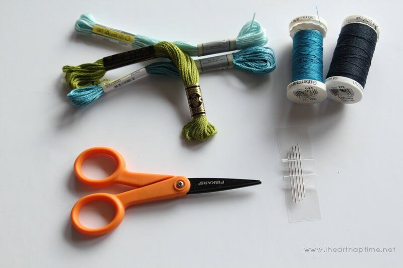 Back to Basics: Hand Sewing
