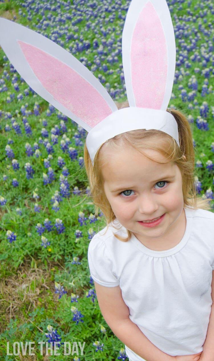 FREE Printable Bunny Ears