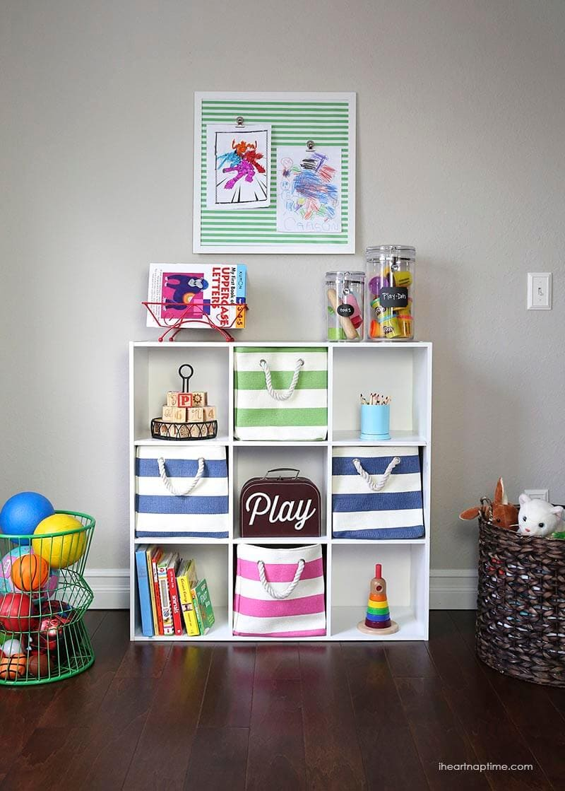 Play room space by I Heart Nap Time 1
