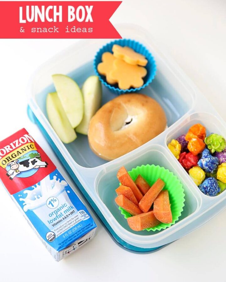 30 back-to-school lunch box ideas