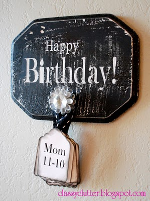 Birthday Board 11