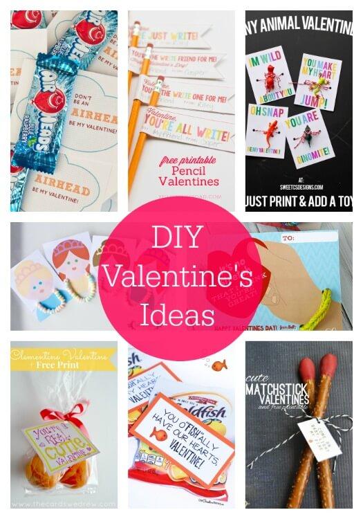 20 DIY Valentine's Ideas