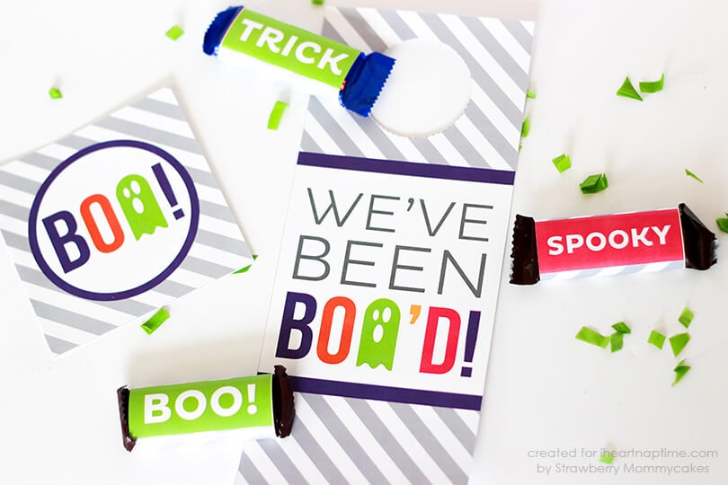 You've Been Boo'd Printables on iheartnaptime.com
