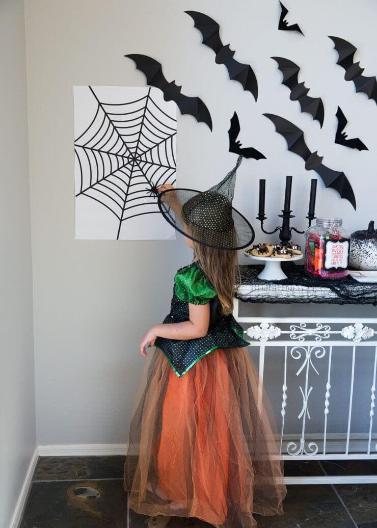 5 EASY Kids Halloween Games... enjoying the fun-filled party!