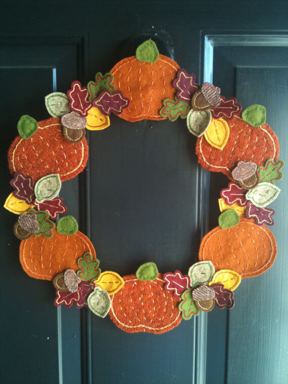 diy fall wreaths