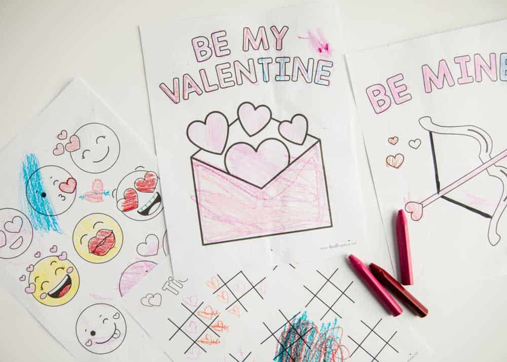 - FREE Valentine Coloring Pages For Kids - I Heart Naptime