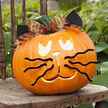 easy pumpkin carving ideas