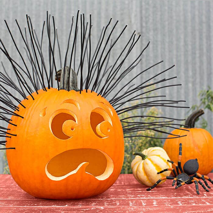 25 Clever Pumpkin Carving Ideas - I Heart Naptime