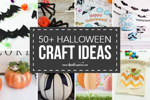 50 Of The Best Halloween Crafts
